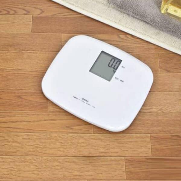 体重計「ドリテック(DRETEC)」ボディスケール「クラベール」ボディスケールデジタルオート体重管理