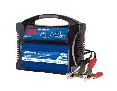 AC Delco(ACデルコ) AD-0002 12Vバッテリー用 全自動バッテリー充電器