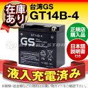 GT14B-4(シールド型)■台湾GS■ST14B-4 YT...