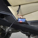 バイクバッテリー充電器+台湾ユアサYTX9-BS セット...