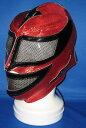 【プロレスマスク】SHOP限定■ストロング・マシーン60'sカルガリーVer.赤ラメ★セミレプリカマスク<新日>