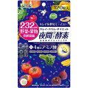 【送料無料】医食同源ドットコム 夜間酵素 120粒【正規品】
