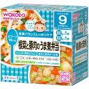 ベビーフード 栄養マルシェ 9か月頃から 根菜と豚肉のうま煮弁当 【正規品】