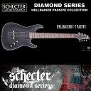 シェクター SCHECTER / HELLRAISER C-7 PASSIVE SBK / ヘルレイザー C7 パッシブ 7弦ギター ブラック ダイヤモンドシリーズ 2015年モデル
