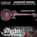 シェクター SCHECTER / HELLRAISER SOLO II PASSIVE BCH / ヘルレイザー ソロ2 パッシブ チェリー レスポールタイプ ダイヤモンドシリーズ 2015年モデル