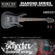 シェクター SCHECTER / DAMIEN ELITE-7 CRB ダミアン エリート7 AD-DM-EL-7 7弦 レッド 送料無料