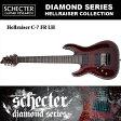 シェクター SCHECTER / Hellraiser C-7 FR LH BCH ヘルレイザーC7 フロイドローズ 7弦ギター 左利き用(レフトハンド)ダイヤモンドシリーズ 送料無料
