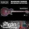 シェクター SCHECTER / HELLRAISER SOLO-II BCH ヘルレイザー ソロ2 ブラックチェリー ダイヤモンドシリーズ 送料無料