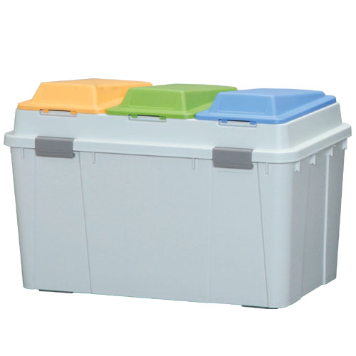 3分類ペール BPW-780 台所用品 ゴミ箱 アイリスオーヤマ【ラック等】[cpir]