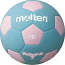 モルテン サッカーボール サッカー2200 軽量4号 ピンク×シアン F4S2200-PC