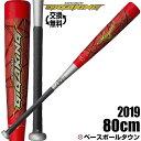 ビヨンドマックス ギガキング 少年用 送料無料 野球 バット 軟式 ミズノ FRP 80cm 610