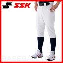SSK 野球用品 練習着・ユニフォームパンツ ウェブリーグ ショートパンツ ホワイト UP0001S-10 SSUR