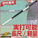 最大5000円引クーポン トレーニングバット 長尺&超軽量 110cm 軟式球実打可能 理想的なレベ