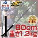 全品5%引クーポン ジュニア向け⇒スーパーヘビーな1.2kg! 素振り専用トレーニングバット(実打不