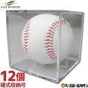 最大3000円引クーポン 野球 サインボールケース 12個売...