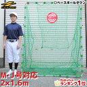 最大12%引クーポン 野球 練習 ネット 軟式用 2×1.6m ターゲット・固定用ペグ付き 打