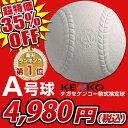 【最大5000円クーポン】軟式野球ボール ボール 軟式A号球 ナガセケンコー検定球 ダース売り 試合