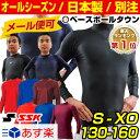 最大12%引クーポン 日本製!野球用品 SSK フィットアンダーシャツ ローネック 丸首