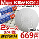 もれなく打順表3冊オマケ 最大10%引クーポン ナガセケンコー 軟式野球ボール M号 2ダ