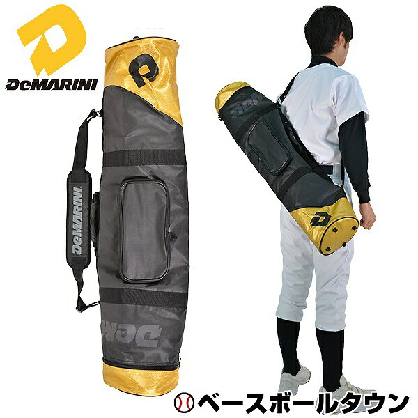 最大3000円引クーポンバットケース野球ディマリニDeMARINI5本入れブラックWTABA95GO