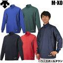 ウインドシャツ デサント 一般用 軽量 防風 ハイネック 長袖 PJ-252 野球ウェア トレーニングジャケット シャカシャカ