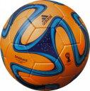 <サッカーボール>adidas(アディダス) ブラズーカ グライダー 4号球 オレンジ AS494ORB【あす楽対応】