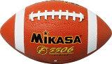 アメリカンフットボール ミカサ 小学校用 茶 AF-J【取寄】【02P06May15】