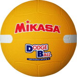 ドッジボール ミカサ 教育用白線入り 1号 イエロー D1W-Y【取寄】【10P01Mar15】
