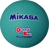 ★<ドッジボール>MIKASA(ミカサ) 教育用 3号 グリーン D3-G【取寄】