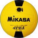 20%OFF 最大12%引クーポン ミカサ ドッジボール 公認球 3号 黄/黒 MGJDB-YBK 取寄