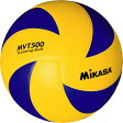 【最大7%OFFクーポン】バレーボール ミカサ トレーニングボール5号500g 黄/青 MVT500 取寄 SSUR
