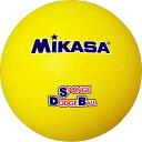20%OFF 全品7%OFFクーポン ミカサ スポンジドッジボール 軽量約131g 黄 STD-18-Y 取寄