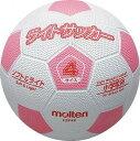 20%OFF 最大6%OFFクーポン モルテン サッカーボール ライトサッカー 4号球 ホワイト×ピンク LSF4P 取寄 プレゼント P5_SC
