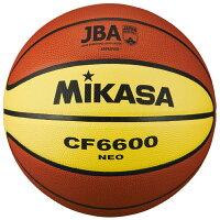 20%OFF 最大10%引クーポン ミカサ バスケットボール 検定球6号 CF6600-NEOの画像