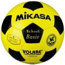 サッカーボール ミカサ サッカーボール4号球 検定球 黄/黒 SVC402SBC-YBK