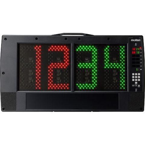 最大5000円引クーポン モルテン サッカー 電光式選手交代ボード レフェリー用具 QF0030 受注生産