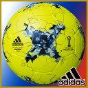 【最大10%OFFクーポン】アディダス adidas サッカーボール 5号球 手縫い KRASAVA クラサバ グライダー 検定球 イエロー AF5204YB あす楽