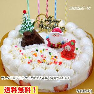 【クリスマスケーキ】大阪ヨーグルトケーキ6号人気クリスマスケーキ2016/18cm【送料無料】北海道・沖縄別途600円