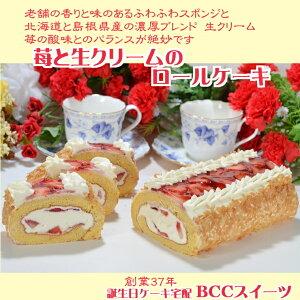 ロールケーキ 生クリーム プレート