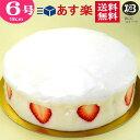 ホワイトデーお返し ノーマル 大阪ヨーグルトケーキ 6号 / 18cm 【このケーキは名入れできません名入れ希望は他のケーキをお選び下さい】 フルーツケーキ 大阪 ご当地スイーツ 名物 送料無料 あす楽 ケーキ プレゼント スイーツ 即日発送 ホワイトデー お返し ギフト