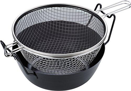 和平フレイズラバーゼ 鉄揚げ鍋セット LB-098