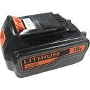 RoomClip商品情報 - 【メーカー直販】ブラック・アンド・デッカー【BL4018】18V 4.0Ah リチウムイオンバッテリー