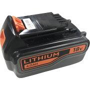 【メーカー直販】ブラック・アンド・デッカー【BL4018】18V 4.0Ah リチウムイオンバッテリー