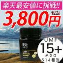 【週末限定10%OFF】マヌカハニー UMF15+ 250g ハニーバレー スーパーフード ニュージ