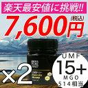 【週末限定5%OFF】マヌカハニー UMF15+ 2個セット 250g ハニーバレー マヌカはちみつ