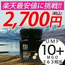 マヌカハニー UMF10+ MGO263相当 250g ハニ...