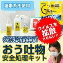 [ ノロウィルス 感染予防 ] おう吐物安全処理キット[G2...