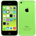 【ポイント最大28倍!】中古スマートフォンApple iPhone5c 16GB au(エーユー) グリーン ME544J/A 【中古】 Apple iPhone5c 16GB 中古スマートフォンApple A6 iOS10.3 Apple iPhone5