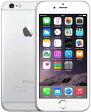 中古スマートフォンApple iPhone 6 docomo(ドコモ) シルバー MG482J/A 【中古】 Apple iPhone 6 中古スマートフォンApple A8 iOS9.3 Apple iPhone 6 中古スマートフォンApple A8 iOS9.3