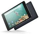 【エントリーでポイント最大24倍!1000円クーポンも!】中古タブレットHTC Nexus9 docomo(ドコモ) ブラック 99HZJ004-00 【中古】 HTC Nexus9 中古タブレットTegra K1 デュアル Denver Android5